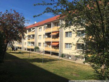 Gemütliche 3-Zimmer in ruhiger Lage! 06682 Teuchern, Etagenwohnung