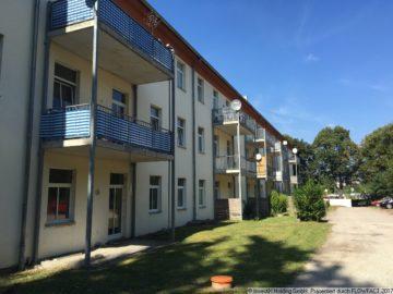 Frisch renovierte 2-Zimmer in ruhiger Lage mit Balkon! 06667 Weißenfels, Wohnung