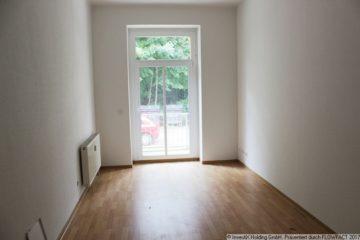 Renovierte 2-Zimmer in ruhiger Lage mit Balkon 06667 Weißenfels, Erdgeschosswohnung